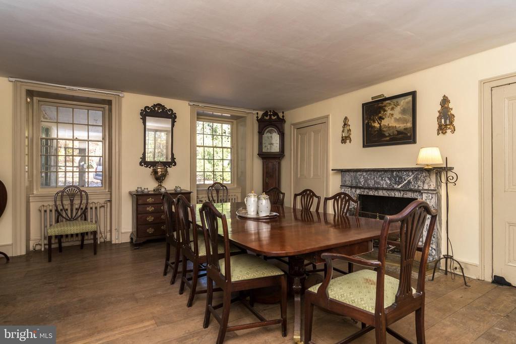 Dining Room- House # 1 - 525 LEWIS LN, AMBLER