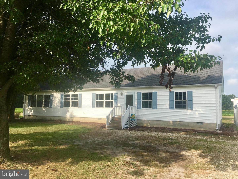 Single Family Homes para Venda às Mardela Springs, Maryland 21837 Estados Unidos