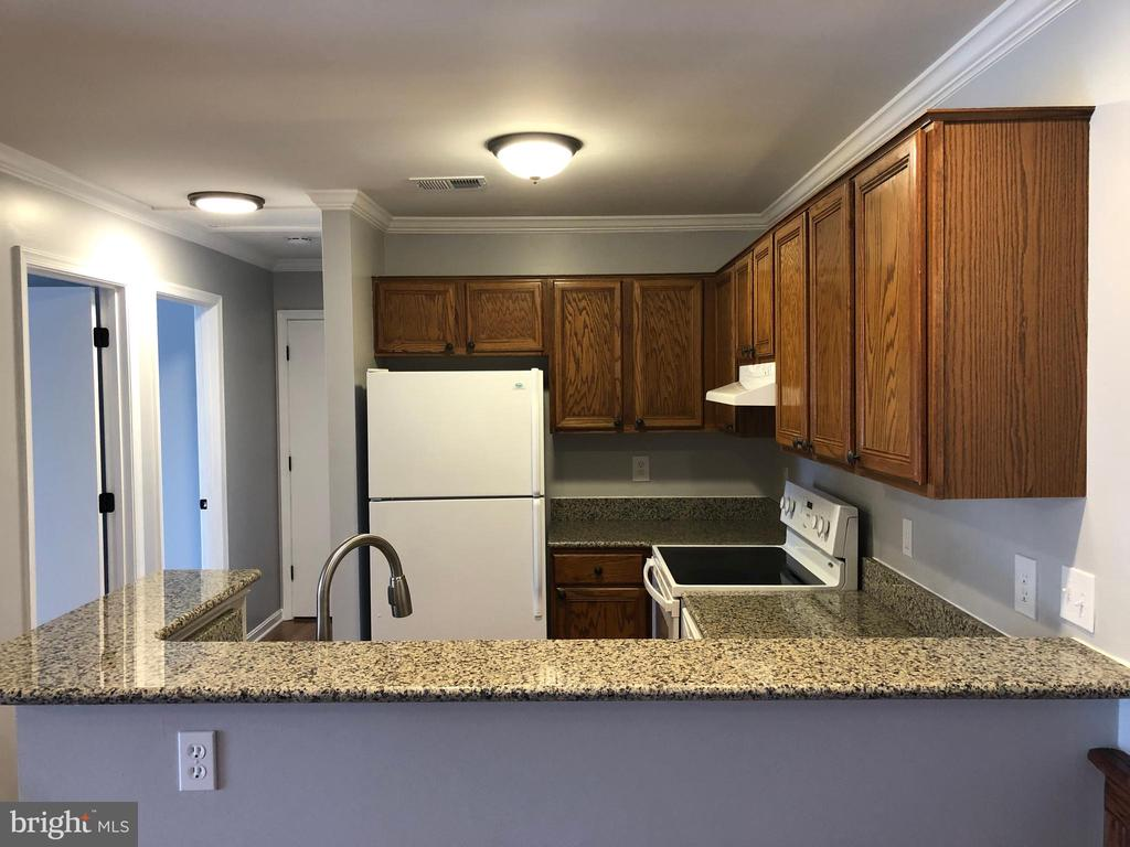 Kitchen - 302 GROSVENOR LN #203, STAFFORD
