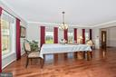 With plenty of light from well-placed windows - 5745 STONEY CREEK CT, FREDERICK