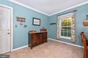 And a den off the family room for homework - 5745 STONEY CREEK CT, FREDERICK