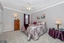 Another bedroom for guest or family - 5745 STONEY CREEK CT, FREDERICK