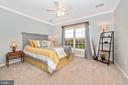 And another bedroom for guest or family - 5745 STONEY CREEK CT, FREDERICK