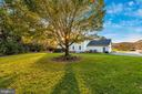 The landscaped space in your backyard - 5745 STONEY CREEK CT, FREDERICK