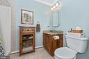 With~a full bath on the family room level - 5745 STONEY CREEK CT, FREDERICK