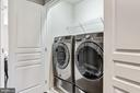 Front Load Washer and Dryer - 3341 KEMPER RD, ARLINGTON