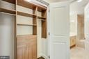Master Bedroom Suite - 3rd Closet - 7171 WOODMONT AVE #605, BETHESDA