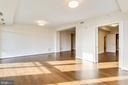Living Room - 7171 WOODMONT AVE #605, BETHESDA