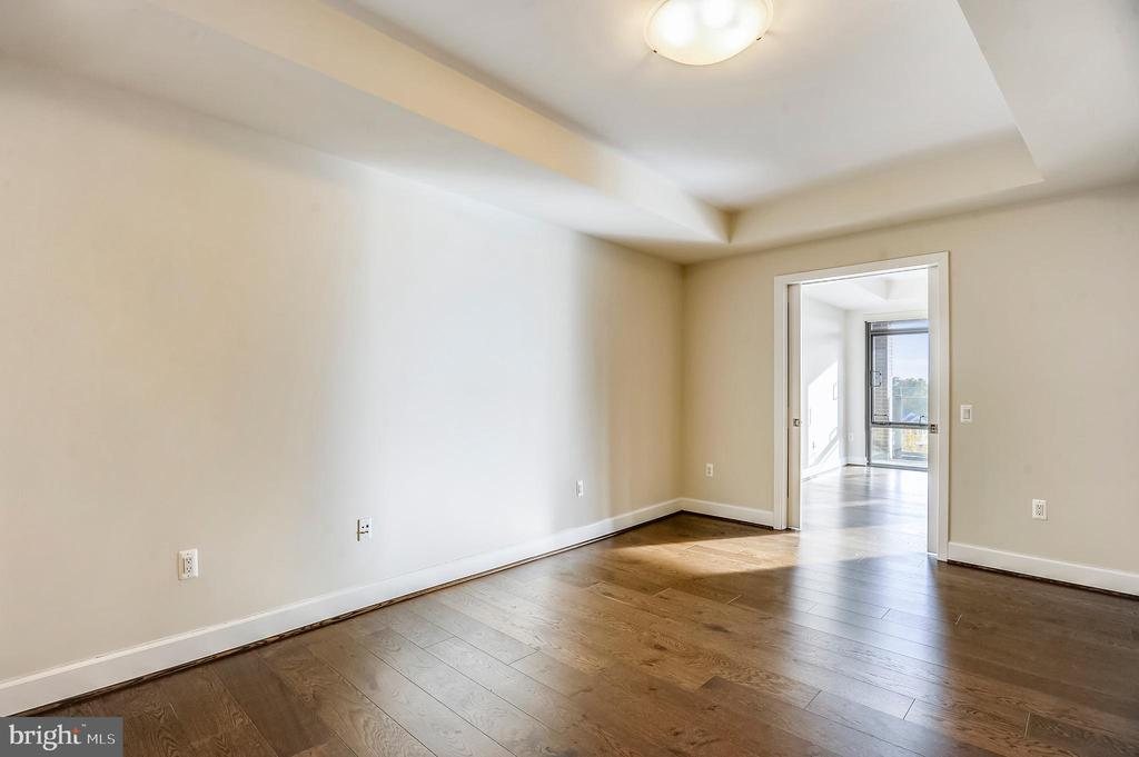 Bedroom #2 - 7171 WOODMONT AVE #605, BETHESDA