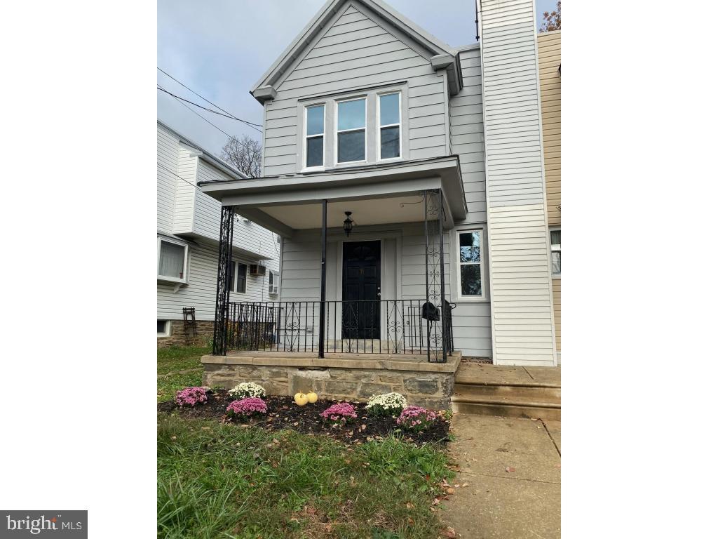 Single Family Homes для того Продажа на Drexel Hill, Пенсильвания 19026 Соединенные Штаты