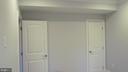 Basement - Bedroom - 1103 WALKER CIR SW, VIENNA