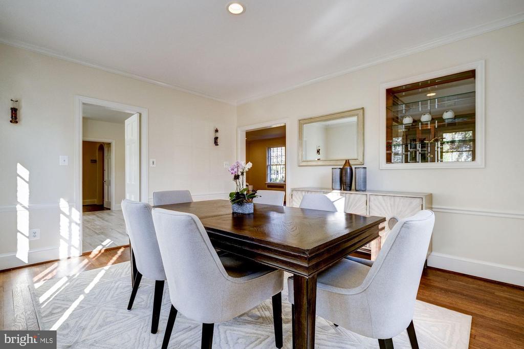 Dining Room - 1804 HOBAN RD NW, WASHINGTON