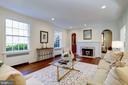 Living Room - 1804 HOBAN RD NW, WASHINGTON
