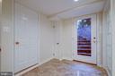 Lower Level Foyer - 1804 HOBAN RD NW, WASHINGTON