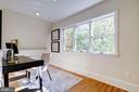 Family Bedroom/Home Office - 1804 HOBAN RD NW, WASHINGTON