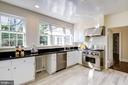 Sparkling Modern Kitchen - 1804 HOBAN RD NW, WASHINGTON