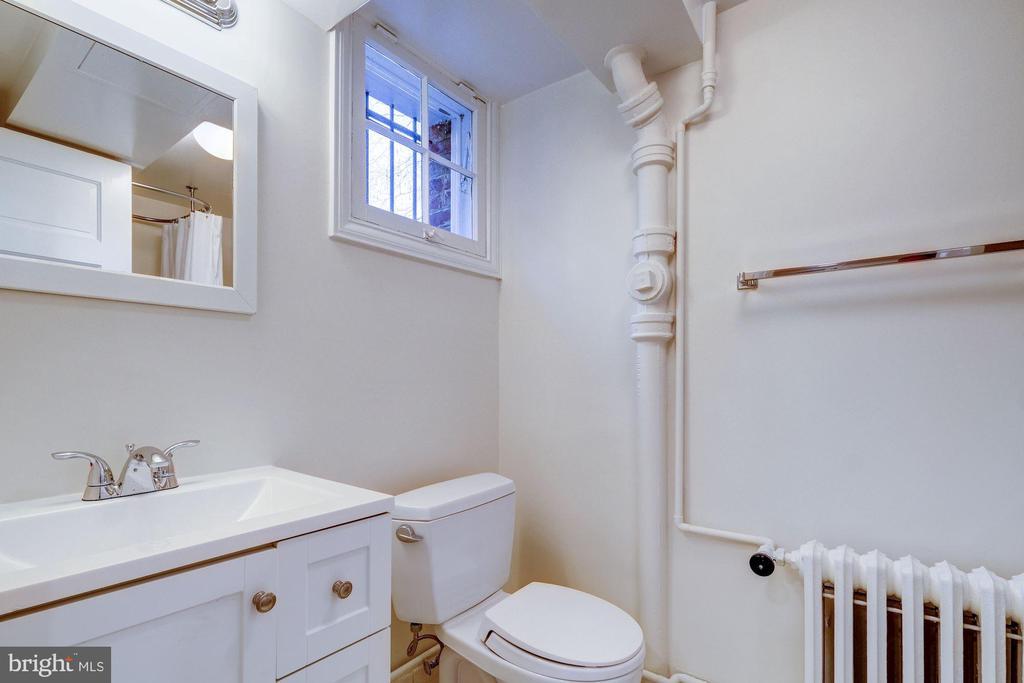 Lower Level Bath - 1804 HOBAN RD NW, WASHINGTON