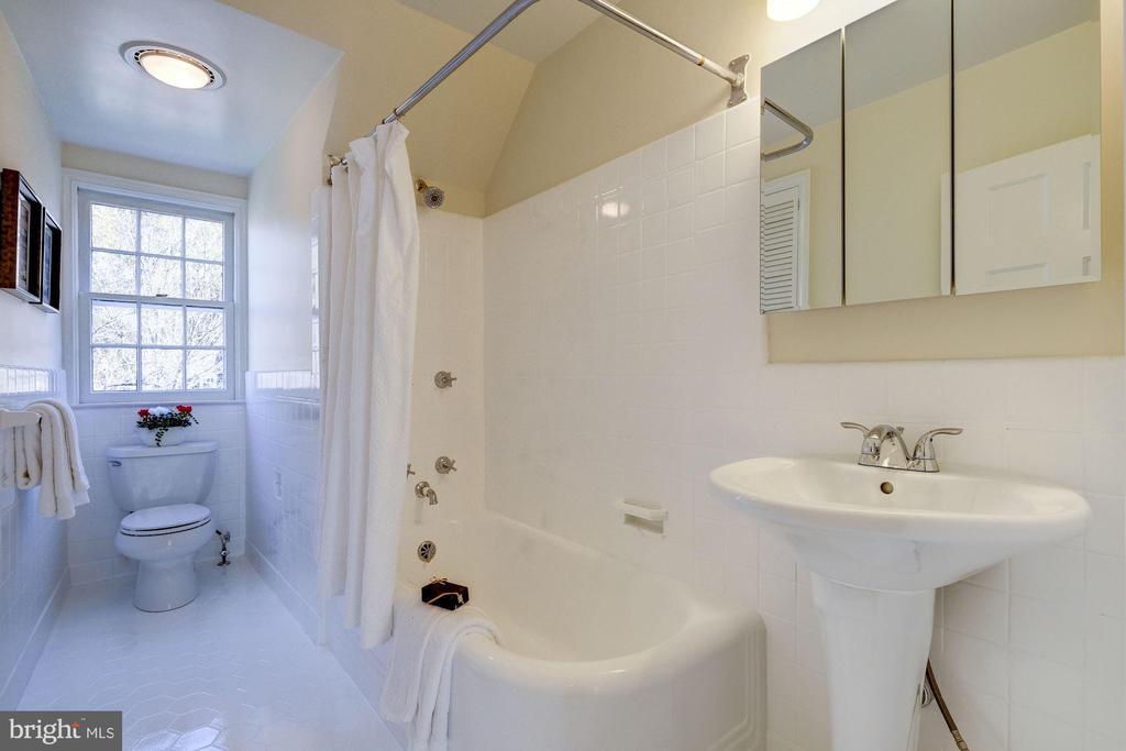 Hall Bath - 1804 HOBAN RD NW, WASHINGTON