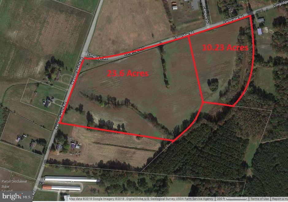 土地,用地 为 销售 在 Salisbury, 马里兰州 21804 美国