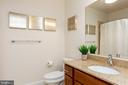 Full hall bath - 3131 9TH RD N #42, ARLINGTON