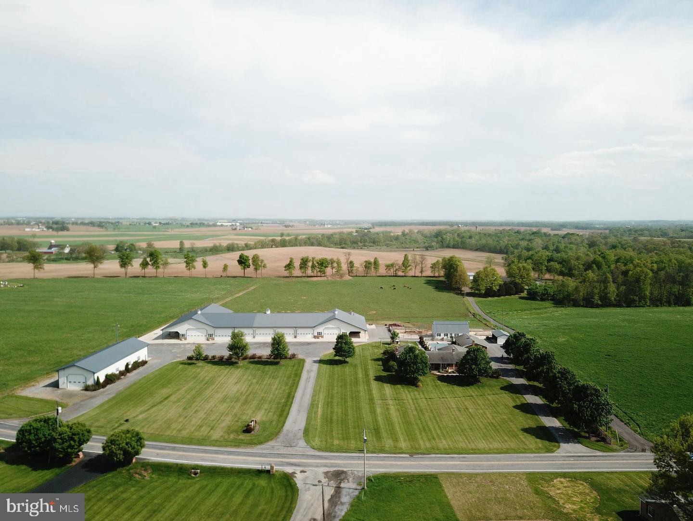 Single Family Homes للـ Sale في Mercersburg, Pennsylvania 17236 United States