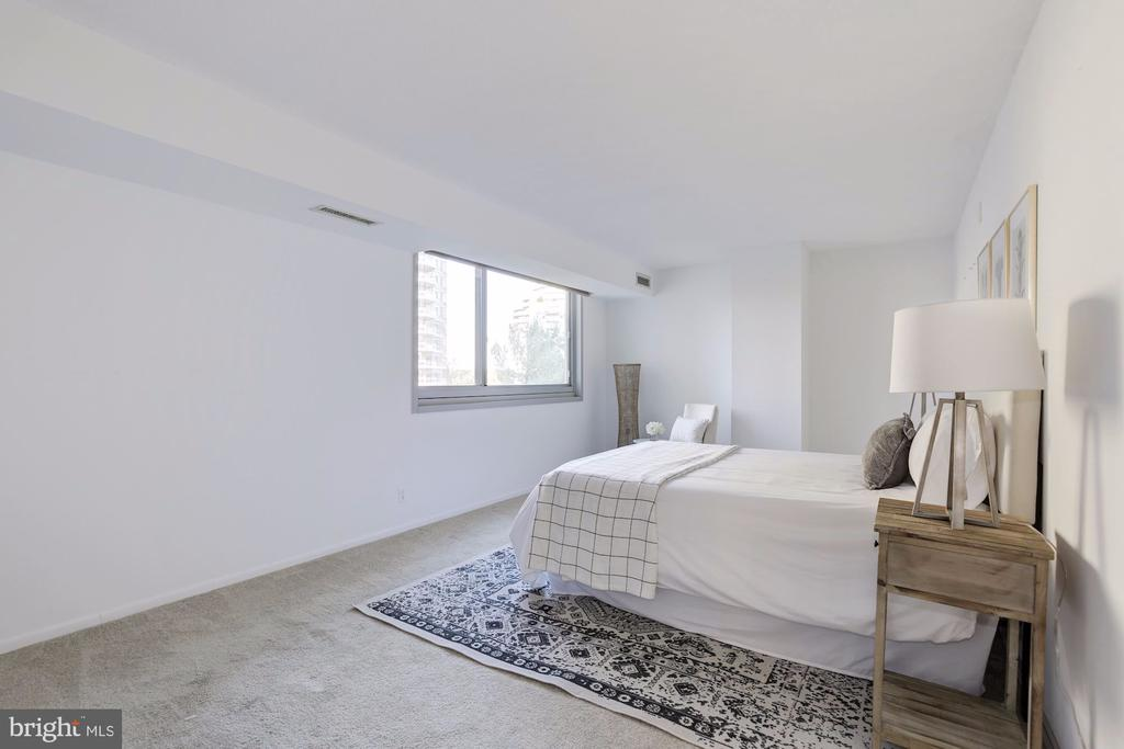 Bedroom - 4601 N PARK AVE #715, CHEVY CHASE