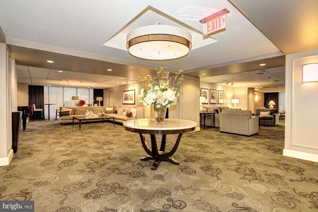 Community - 4601 N PARK AVE #715, CHEVY CHASE