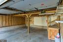 2 car garage with bonus storage loft! - 21 KELLY WAY, STAFFORD