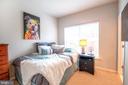 2nd Upper Level Bedroom . Quality Neutral Carpet - 139 LEJEUNE WAY, ANNAPOLIS