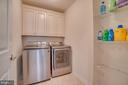 Laundry room upper level - 15 LIBERTY KNOLLS DR, STAFFORD