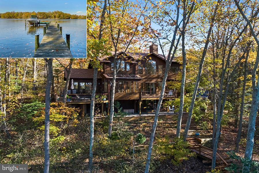 Single Family Homes للـ Sale في Edgewater, Maryland 21037 United States