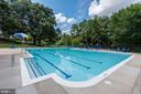 pool - 10201 GROSVENOR PL #1510, ROCKVILLE