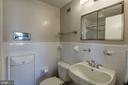 master bath - 10201 GROSVENOR PL #1510, ROCKVILLE
