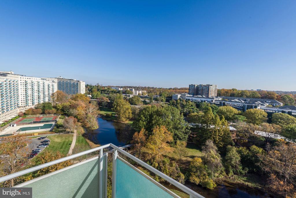 15th floor views - 10201 GROSVENOR PL #1510, ROCKVILLE