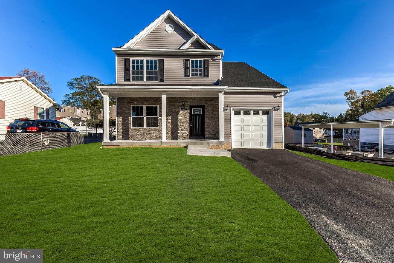 Single Family Homes para Venda às Dundalk, Maryland 21222 Estados Unidos