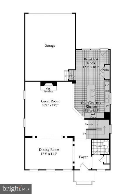 Generous, Open Spaces are Plentiful - 23082 BRONSTEIN LN, BRAMBLETON
