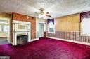 Main Level Living Area - 4931-B GREEN VALLEY RD, MONROVIA