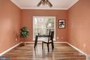 Main Level Study - 1304 CASSIA ST, HERNDON