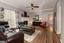 Family Room - 1304 CASSIA ST, HERNDON