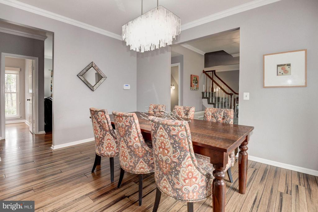 Dining Room - 1304 CASSIA ST, HERNDON