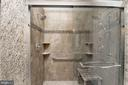 Master Bathroom Shower w/ Dual Heads - 1304 CASSIA ST, HERNDON