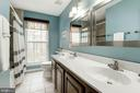 Hall Bathroom - 1304 CASSIA ST, HERNDON
