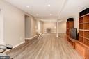 Lower Level Rec Room - 1304 CASSIA ST, HERNDON