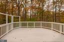 Large Deck - 1304 CASSIA ST, HERNDON