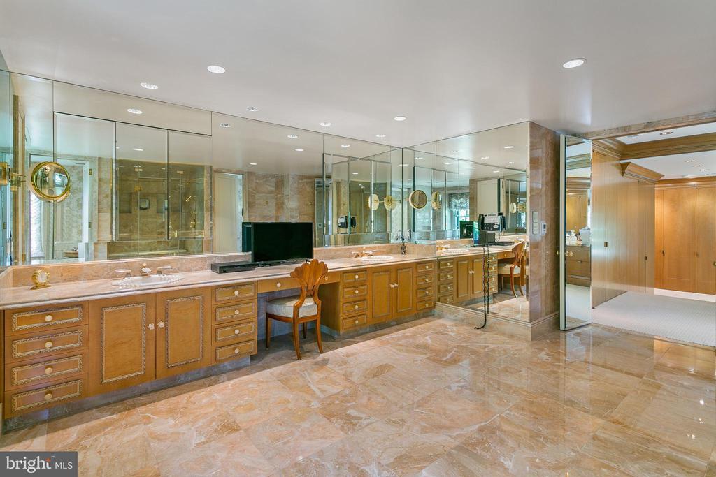 Master Bath - 3005 45TH ST NW, WASHINGTON
