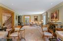 Formal Living Room - 3005 45TH ST NW, WASHINGTON