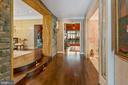 Hallway - 3005 45TH ST NW, WASHINGTON