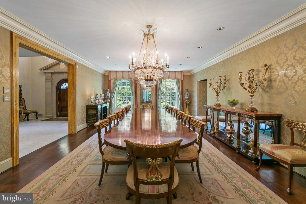 Formal Dining Room - 3005 45TH ST NW, WASHINGTON