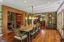 Breakfast Room - 3005 45TH ST NW, WASHINGTON