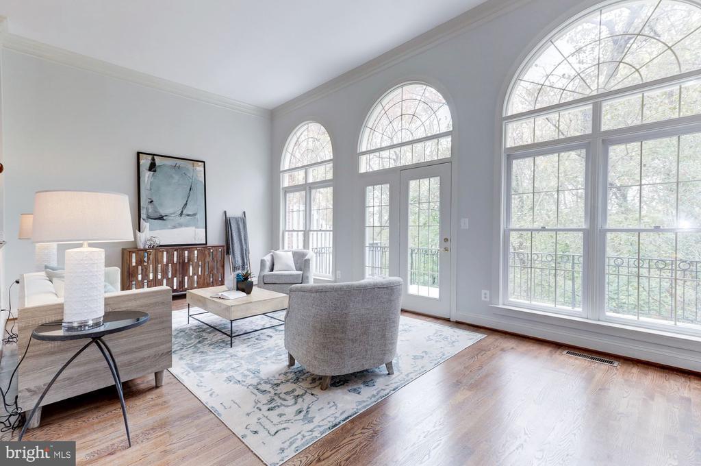 Living Room - 1733 22ND CT N, ARLINGTON